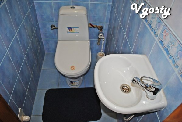 Spacious 3- bedroom apartment in an elite building for - Apartments for daily rent from owners - Vgosty