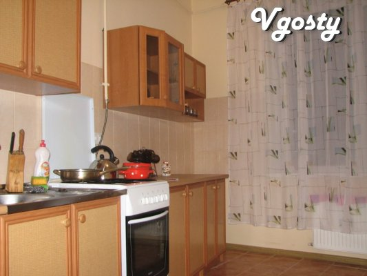 The historical part of town, new building, the house is equipped with  - Apartments for daily rent from owners - Vgosty