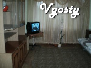 Apartment on the second floor on the street. Osvityanskaya (4 new - Apartments for daily rent from owners - Vgosty