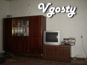 The apartment is on the corner of the street. Zenkovskaya, near the In - Apartments for daily rent from owners - Vgosty