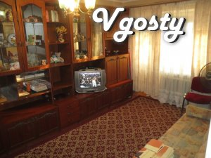 Apartment for rent is not expensive vtsentre Nikolaev & ndash; - Apartments for daily rent from owners - Vgosty