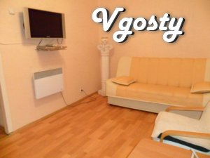 "Center, from the train station 5 min walk, ""Pryvoz"" a 5-minu - Apartments for daily rent from owners - Vgosty"