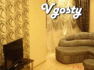 The apartment is located in a modern complex of Fat City. - Apartments for daily rent from owners - Vgosty