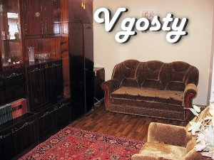 3rd floor of 5 storey building. Leninsky district . between the two - Apartments for daily rent from owners - Vgosty
