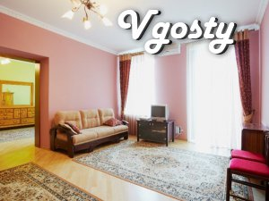 One-bedroom apartment suites in downtown Klas, 2 2 1 - Apartments for daily rent from owners - Vgosty