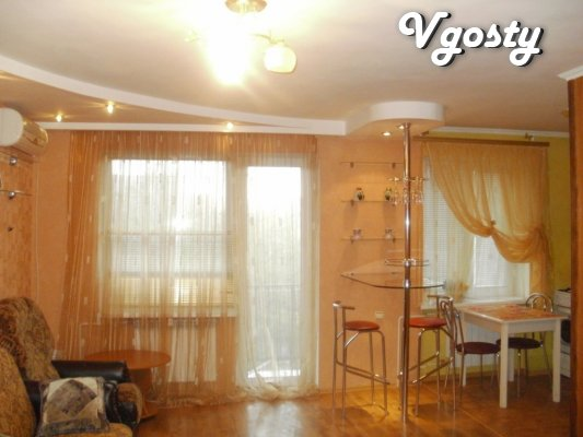 Modern two-bedroom apartment, newly refurbished, all home - Apartments for daily rent from owners - Vgosty