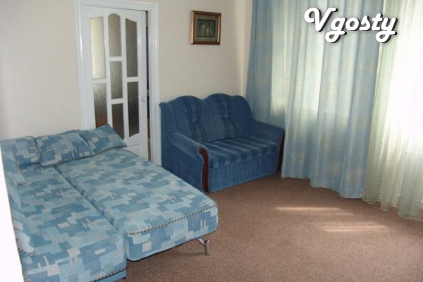 R 'n' Center . Street . Gogol. A cozy two -bedroom apartment in a quie - Apartments for daily rent from owners - Vgosty