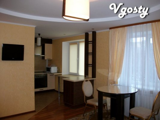 The apartment is located on the 4th floor of a 5-storey building on th - Apartments for daily rent from owners - Vgosty