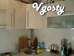 2-bedroom apartment, which has everything for a comfortable - Apartments for daily rent from owners - Vgosty