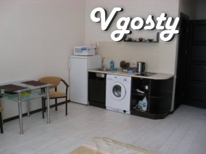 Studio apartment , located on the 12th floor of 21 storey new - Apartments for daily rent from owners - Vgosty