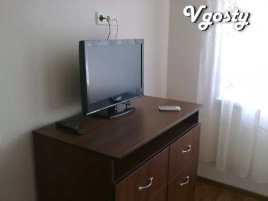 I rent a room in their fiesta. Newly renovated, new hotel. - Apartments for daily rent from owners - Vgosty