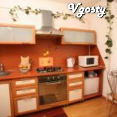 The apartment is in the Global SEC, daily, hourly. In - Apartments for daily rent from owners - Vgosty