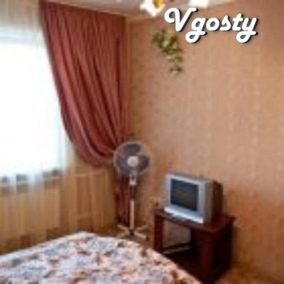 Excellent apartment in the center daily, weekly , excellent - Apartments for daily rent from owners - Vgosty