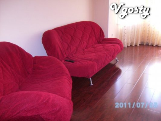 Excellent VIP-class apartment in the center daily, weekly, - Apartments for daily rent from owners - Vgosty