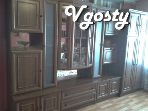 Two bedroom apartments are located in the DM - Apartments for daily rent from owners - Vgosty