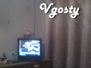 Apartments are equipped with cable TV , double bed , a sofa. - Apartments for daily rent from owners - Vgosty
