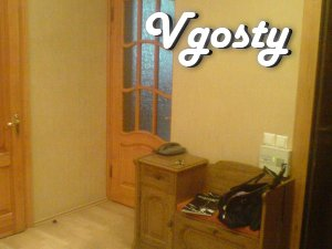 Very clean, spacious apartment with a good repair, all - Apartments for daily rent from owners - Vgosty