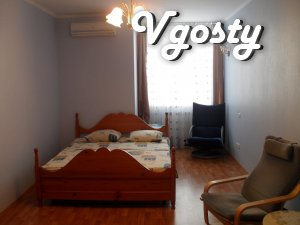 7 min m Poznyaki, elitnovostroy, 20 minutes center, 20 min airport Bor - Apartments for daily rent from owners - Vgosty