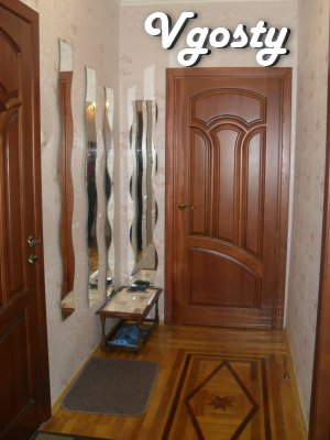A kom.uyutnaya, clean, good repair, nedorogo.Aeroport 20 min - Apartments for daily rent from owners - Vgosty