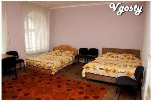 2 bedroom apartment in the historic center - Apartments for daily rent from owners - Vgosty