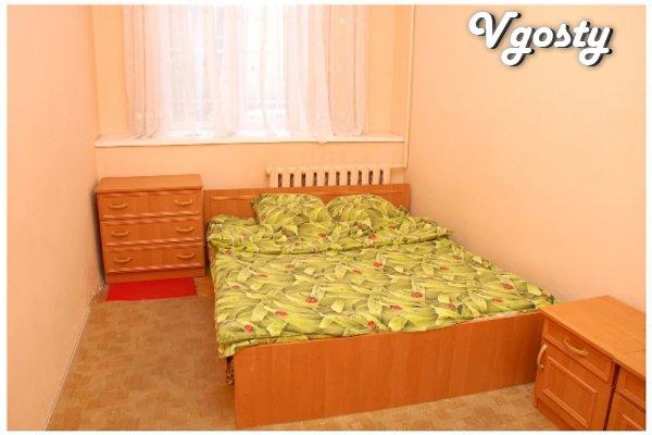 двокімнатна квартира в старовинному австрійському будинку - Квартири подобово без посередників - Vgosty