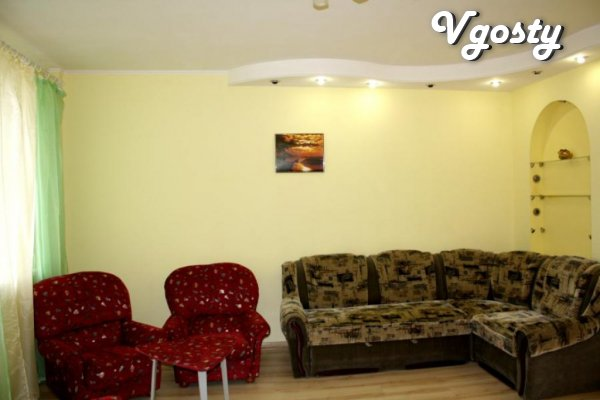 Rent one 3h.kom. sq. m. University Center - Apartments for daily rent from owners - Vgosty