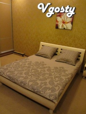 Rent daily, hourly, weekly 2k apartment in the center - Apartments for daily rent from owners - Vgosty