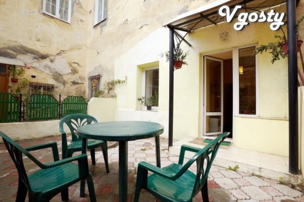 One room flat in the center - Apartments for daily rent from owners - Vgosty