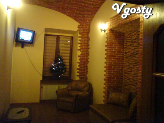 One bedroom flat in the center of the city. - Apartments for daily rent from owners - Vgosty