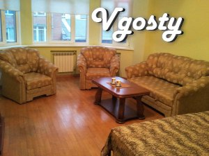Rent a smart OWN 1-flat in the new building. Center, Hem - Apartments for daily rent from owners - Vgosty