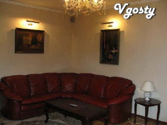 two-bedroom apartments! - Apartments for daily rent from owners - Vgosty