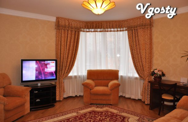 The new two-bedroom apartment after eurorepair - Apartments for daily rent from owners - Vgosty