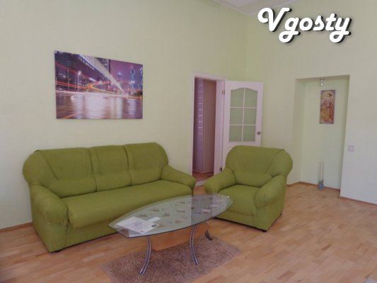2 rooms. Khreshchatyk Kiev Center - Apartments for daily rent from owners - Vgosty