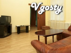 3 BR. Kiev City Centre. Khreshchatyk metro - Apartments for daily rent from owners - Vgosty