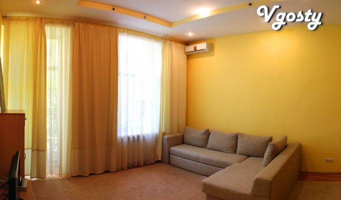 2 apartment, center, Olympic, Red Army, 78 - Apartments for daily rent from owners - Vgosty