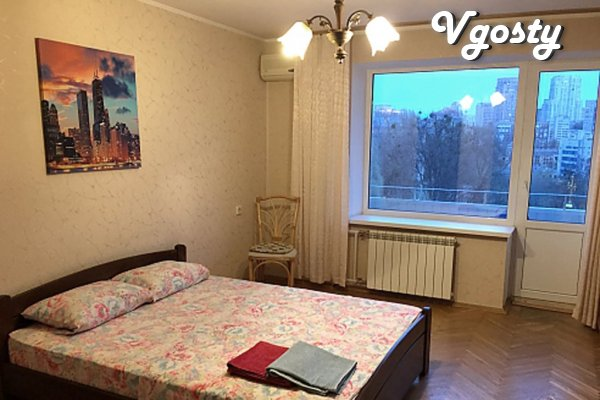 One bedroom apartment, center, Palace of Sports, Shelkovichnaya - Apartments for daily rent from owners - Vgosty
