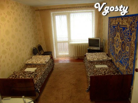 apartments for rent in Slavyansk - Apartments for daily rent from owners - Vgosty