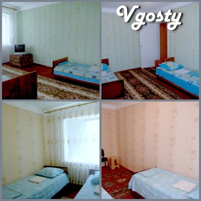 2-bedroom apartment for rent in Slavyansk - Apartments for daily rent from owners - Vgosty