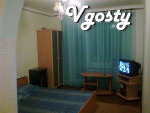 подобово почасово здам 1к.квартіру - Квартири подобово без посередників - Vgosty