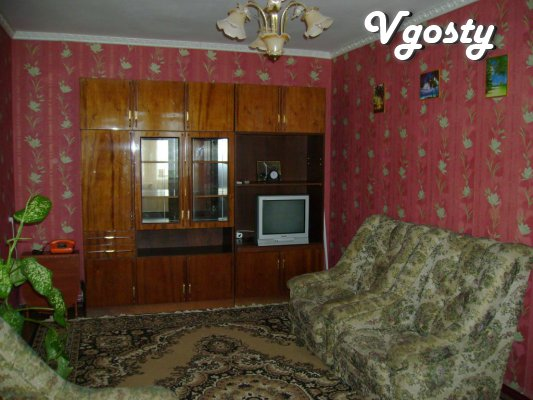 Rent apartments in Odessa 2-room apartment of his / Cheryomushki - Apartments for daily rent from owners - Vgosty