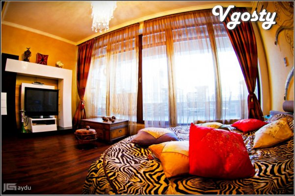 Apartments in Greek (Penthouse) - Apartments for daily rent from owners - Vgosty