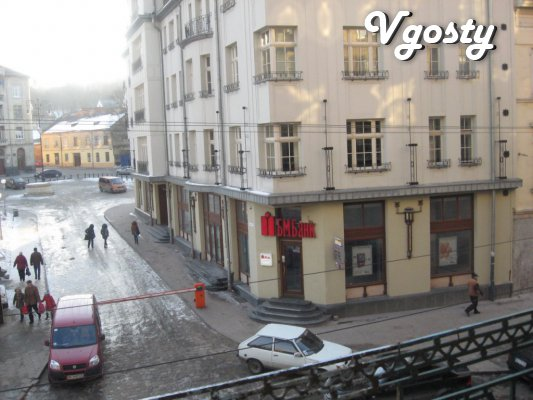 Downtown, old house, design repair - Apartments for daily rent from owners - Vgosty