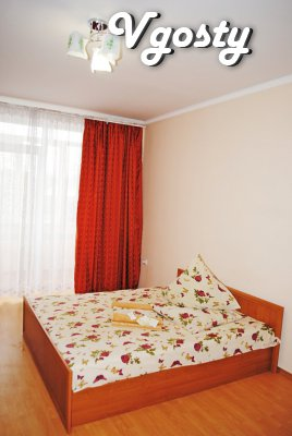 3 oh.kіmn.kv. CENTRE. ЄVROREMONT. VLASNIK. DOKUMENTI.Wi-Fi - Apartments for daily rent from owners - Vgosty