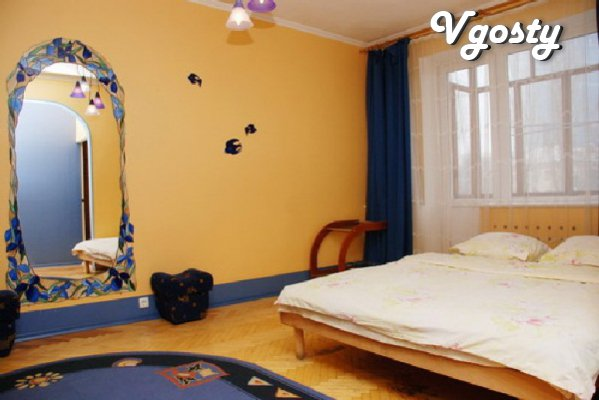 Stylish studio in the city center - Apartments for daily rent from owners - Vgosty