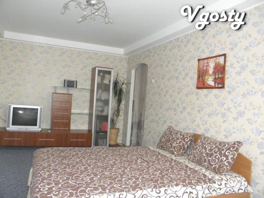 A great place! Nice and cozy one k.kv - Apartments for daily rent from owners - Vgosty