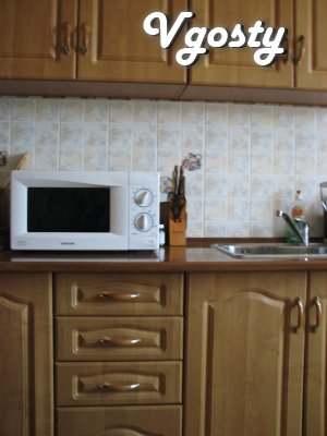 Rent 2-storey cottage in the village of Ordzhonikidze str. Nakhimov - Apartments for daily rent from owners - Vgosty