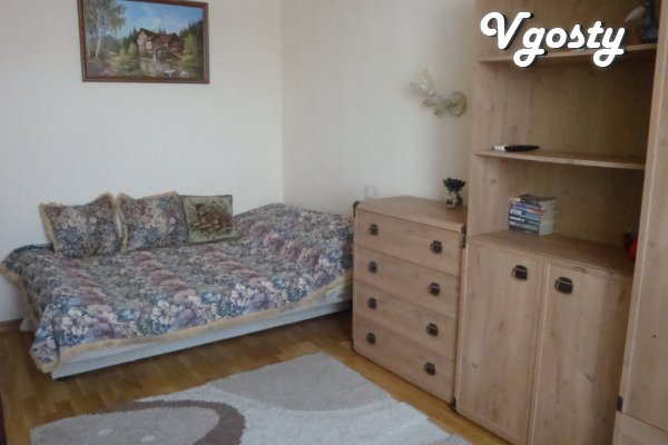 Rent an apartment in a luxury home near the sea - Apartments for daily rent from owners - Vgosty