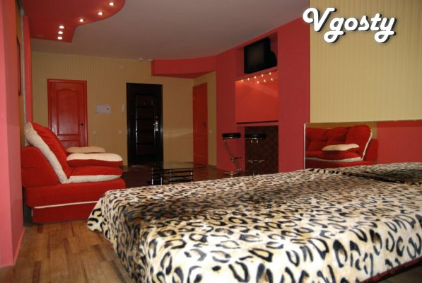 Modern planning, design renovation, self-contained - Apartments for daily rent from owners - Vgosty