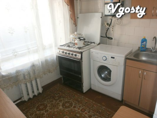 3-bedroom apartment with a pool table. Hotel service. - Apartments for daily rent from owners - Vgosty