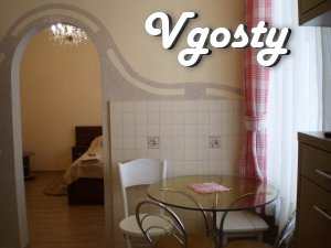 New and cozy apartment just renovated with new - Apartments for daily rent from owners - Vgosty